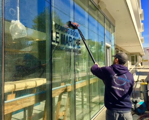 Elite Window Cleaning | Commercial Cleaning | Los Angeles
