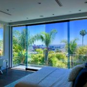 Los Angeles Clean Windows | Bedroom View