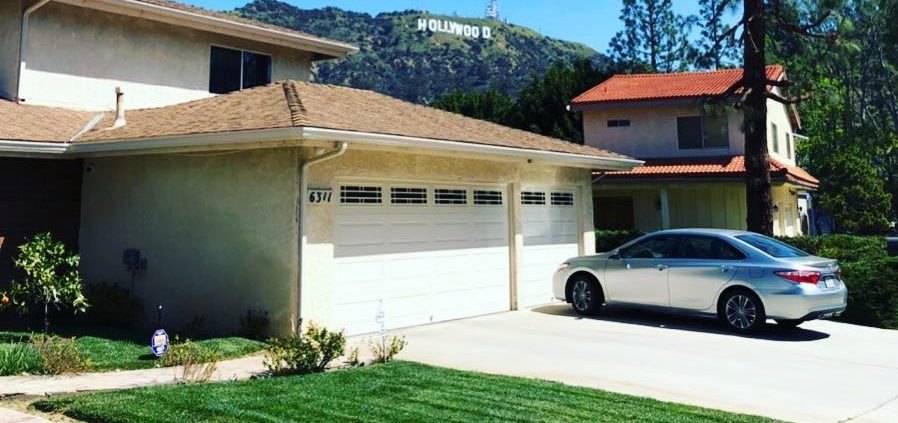Clean Driveway | L.A. Elite Window Cleaning